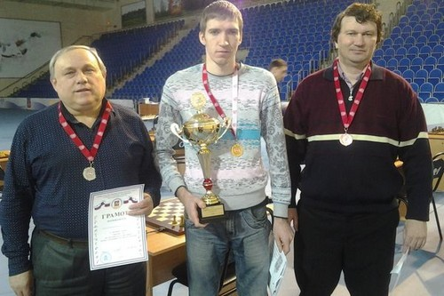 Евгений Драгомарецкий, Дмитрий Мищук и Леонид Головин