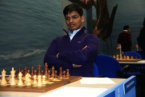 Индийский гроссмейстер Пентала Харикришна