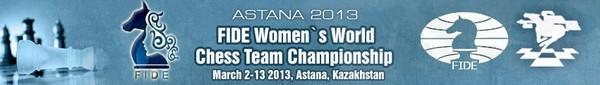 Женский командный чемпионат мира по шахматам 2013 онлайн