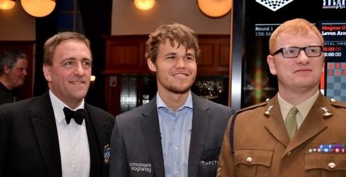 Магнус Карлсен - фаворит турнира претендентов 2013