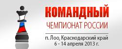 Командный чемпионат России среди мужчин и женщин 2013