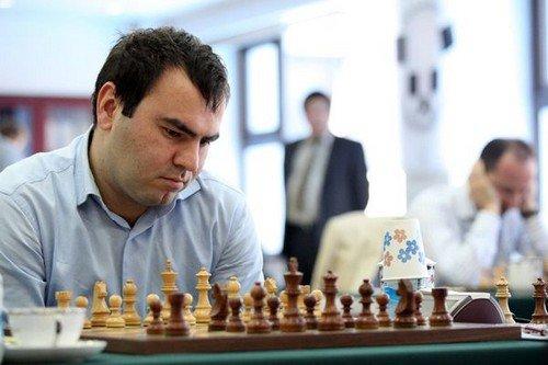 Шахрияр Мамедьяров - победитель 5-го этапа Гран-При 2013