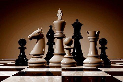 С Днем Шахмат, господа!
