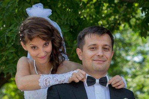 Михаила Панарин и Елизавета Броникова