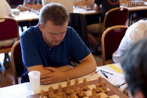 Станислав Новиков - победитель турнира в Вене