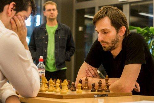 Александр Грищук - победитель кубка АШП