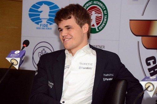 Магнус Карлсен - новый чемпион мира
