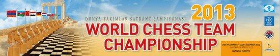 Командный чемпионат мира в Турции 2013 онлайн