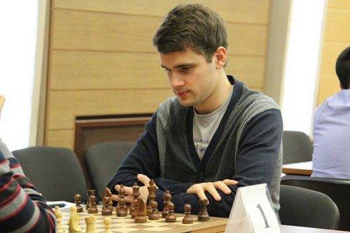Максим Матлаков - рейтинг фаворит турнира (2700)