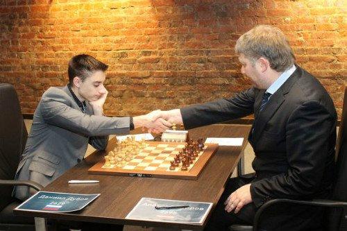 Матч поколений завершен победой Широва