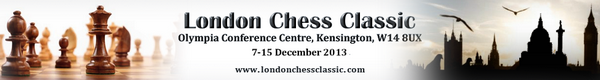 London Chess Classic 2013 онлайн