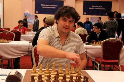 Антон Коробов - чемпион мира по блицу 2013