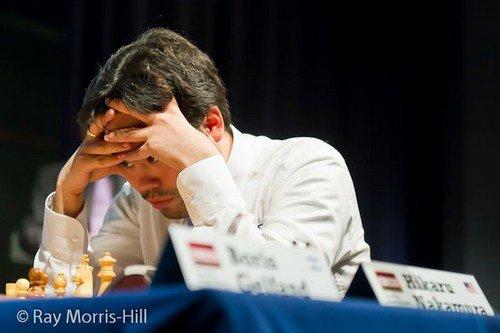 Хикару Накамура победитель London Chess Classic  2013