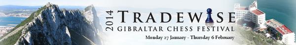 Tradewise Chess Festival 2014 онлайн, Гибралтар