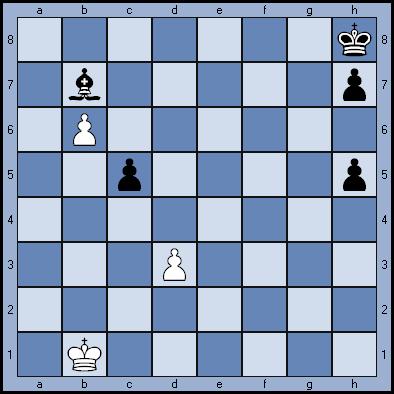 Новая шахматная задача