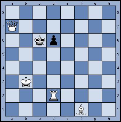 Решить задачу - мат в 2 хода