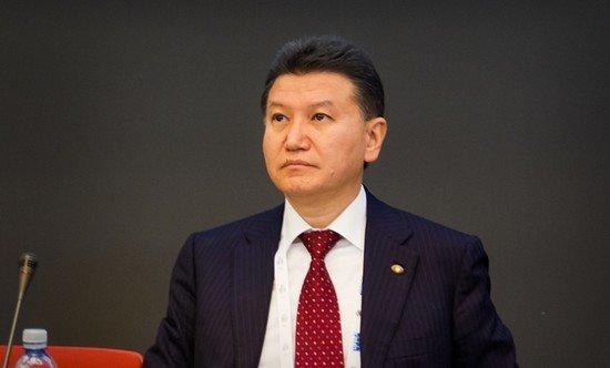 Кирсан Илюмжинов остался президентом ФИДЕ