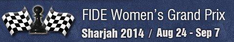 Женский Гран-При, 6 этап, 2014, Шардже, онлайн