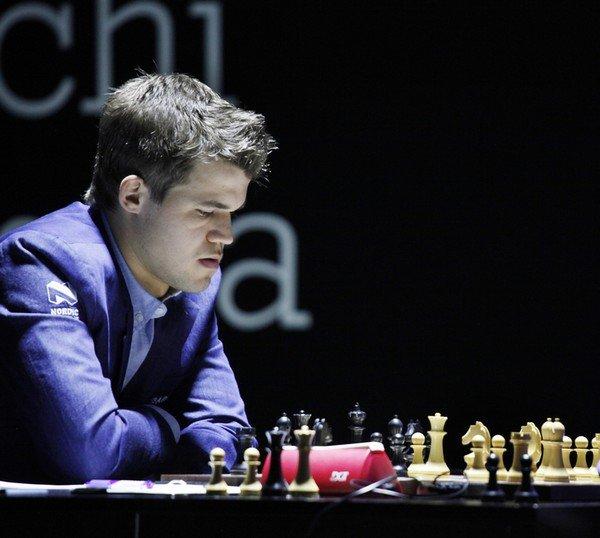 Магнус Карлсен - чемпион мира по шахматам, 2014 год