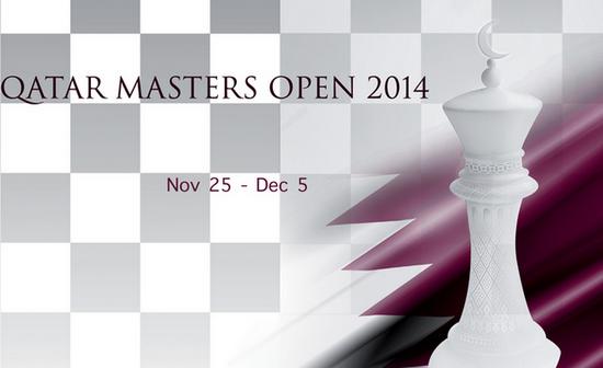 Турнир Qatar Masters Open, 2014, онлайн