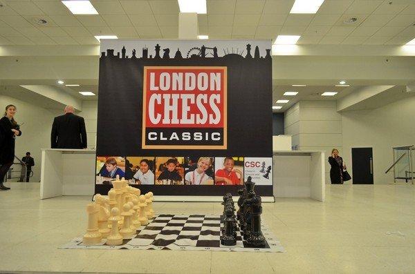 London Chess Classic 2014 онлайн