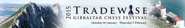 Tradewise Chess Festival 2015 онлайн, Гибралтар