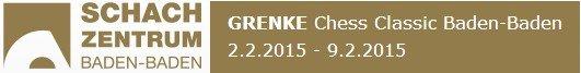 Grenke Chess Classic в Баден-Бадене 2015, онлайн