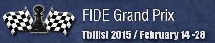 3-й этап Гран-При 2015 онлайн, Тбилиси