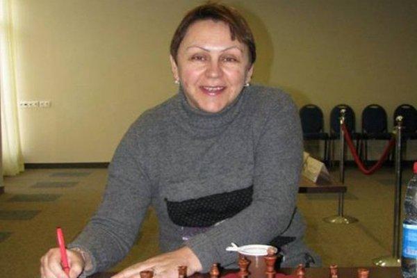 Светлана Медникова - чемпионка Европы 2015 в категории 50+