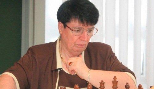 Нона Гаприндашвили - чемпионка Европы 2015 в категории 65+