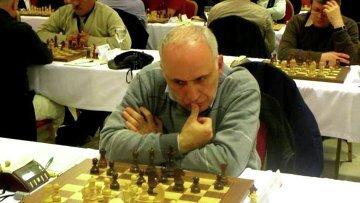 Зураб Стуруа - чемпион Европы по шахматам 2015 в категории 50+