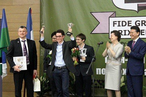 4-й этап Гран-При 2015 онлайн, Ханты-Мансийск