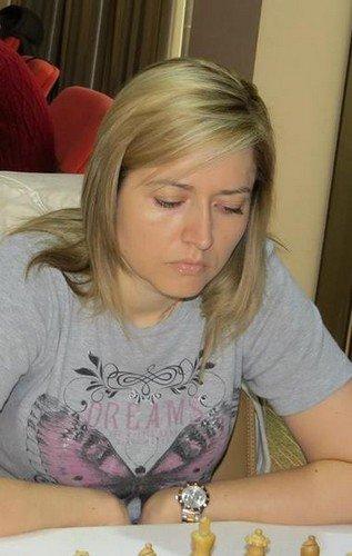 Наталья Жукова - победитель чемпионата Европы среди женщин 2015 по шахматам