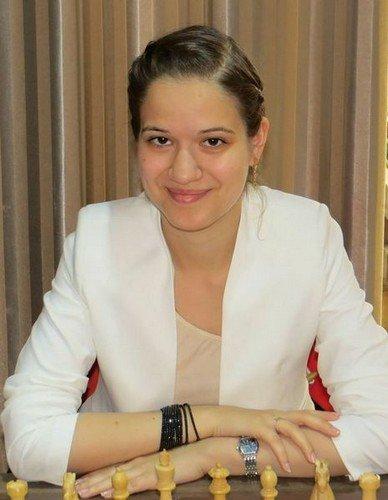 Алина Кашлинская - бронза на чемпионате Европы среди женщин по шахматам 2015