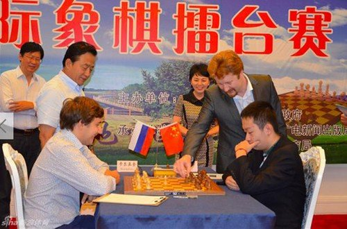 Очередной матч Россия-Китай с необычной формулой