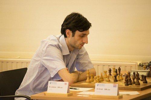 Баадур Джобава - победитель HZ Chess Tournament 2015