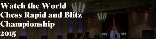 Чемпионат мира по рапиду и блицу 2015
