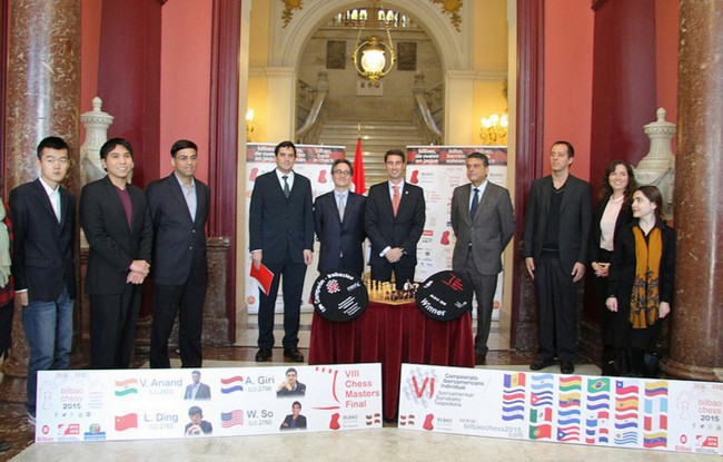 Bilbao Masters 2015, Испания