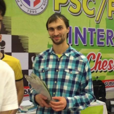 Борис Савченко - победитель PSC 2015