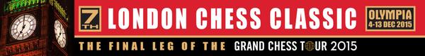 London Chess Classic 2015 онлайн