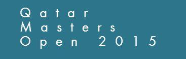 Qatar Masters Open 2015 онлайн