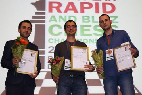 Иван Попов - чемпион Европы по рапиду