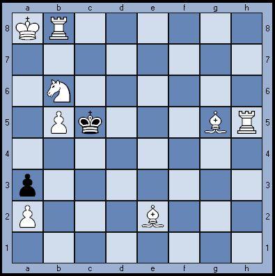 Шахматные задачи с ответами и решениями алгоритм решения задач на вероятность