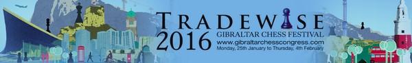 Tradewise Chess Festival 2016 онлайн, Гибралтар