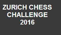 Zurich Chess Challenge 2016, онлайн