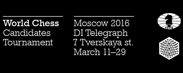 Турнир претендентов 2016, Москва, онлайн