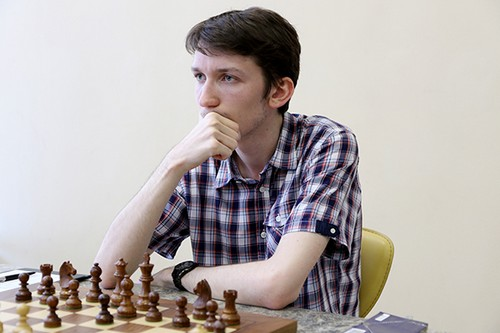 Григорий Опарин