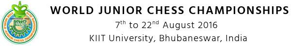 Чемпионат мира среди юниоров 2016, Бхубанешвар