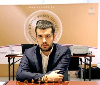Ян Непомнящий - победитель 10-го Мемориала Таля