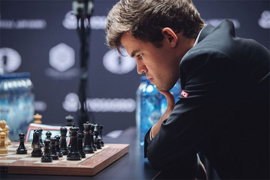 Магнус Карлсен подтвердил звание чемпиона мира